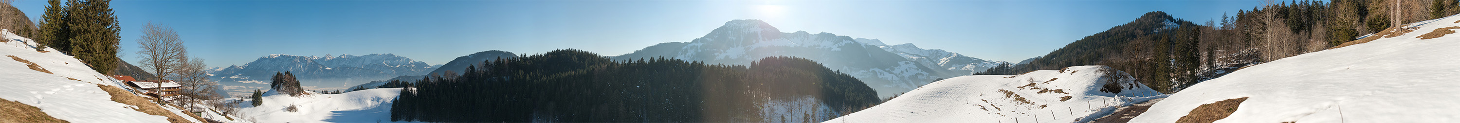 17.02.2015 - Am Berggasthof Bichlersee