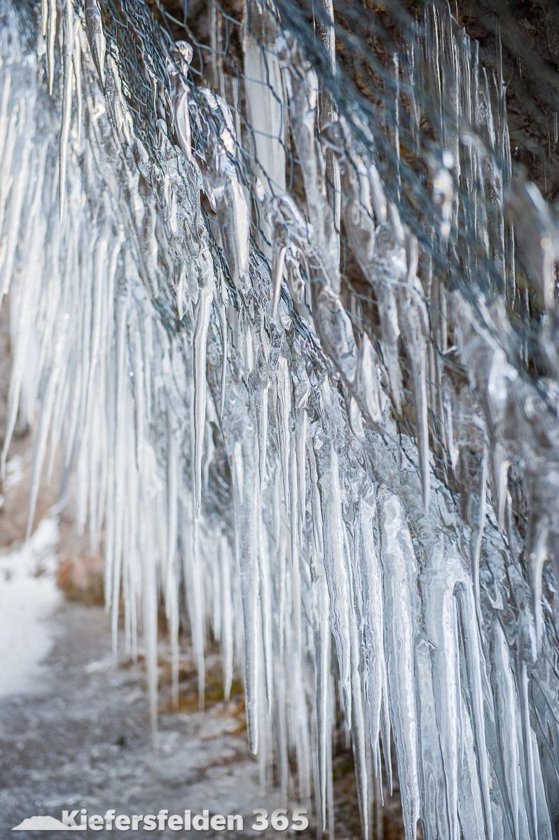 04.02.2015 - Eiszapfen in der Kundler Klamm