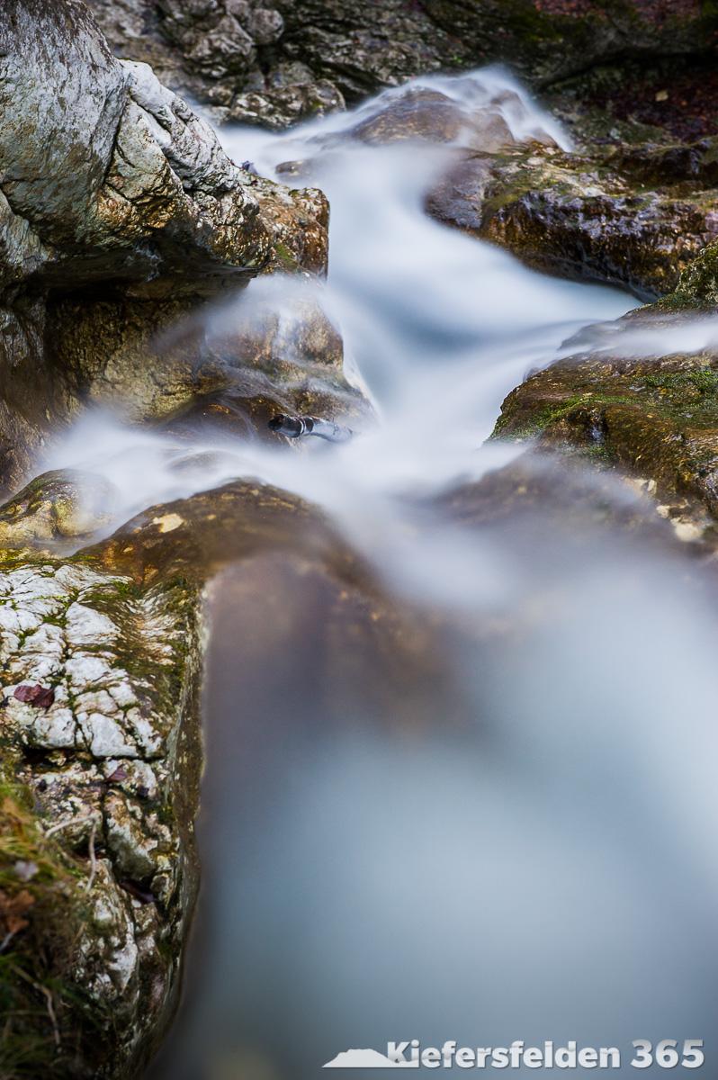 06.03.2015 - Wasserfall in der Wolfsschlucht