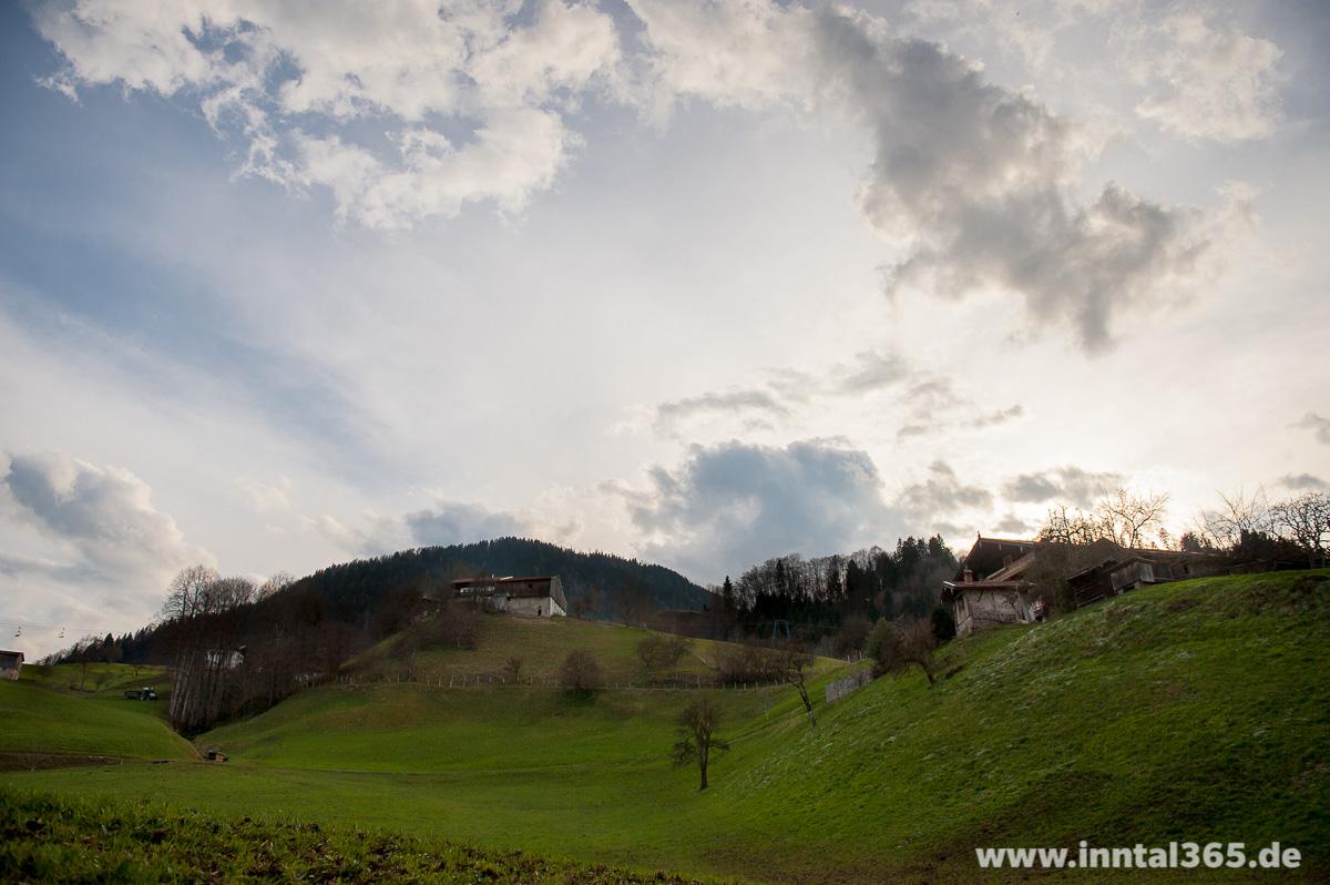 13.04.2015 - Almen am Hocheck bei Oberaudorf