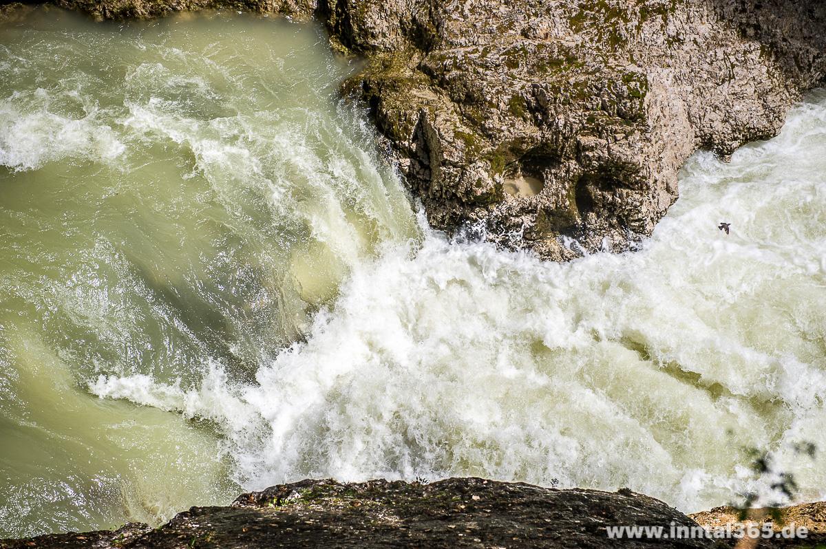 15.05.2015 - Wassermassen in der Tiefenbachklamm