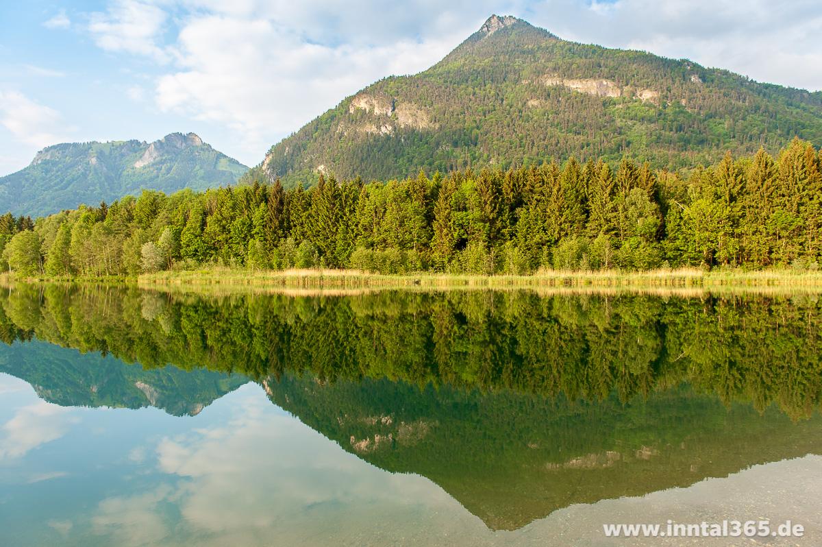 29.05.2015 - Kirnsteiner See mit Kranzhorn