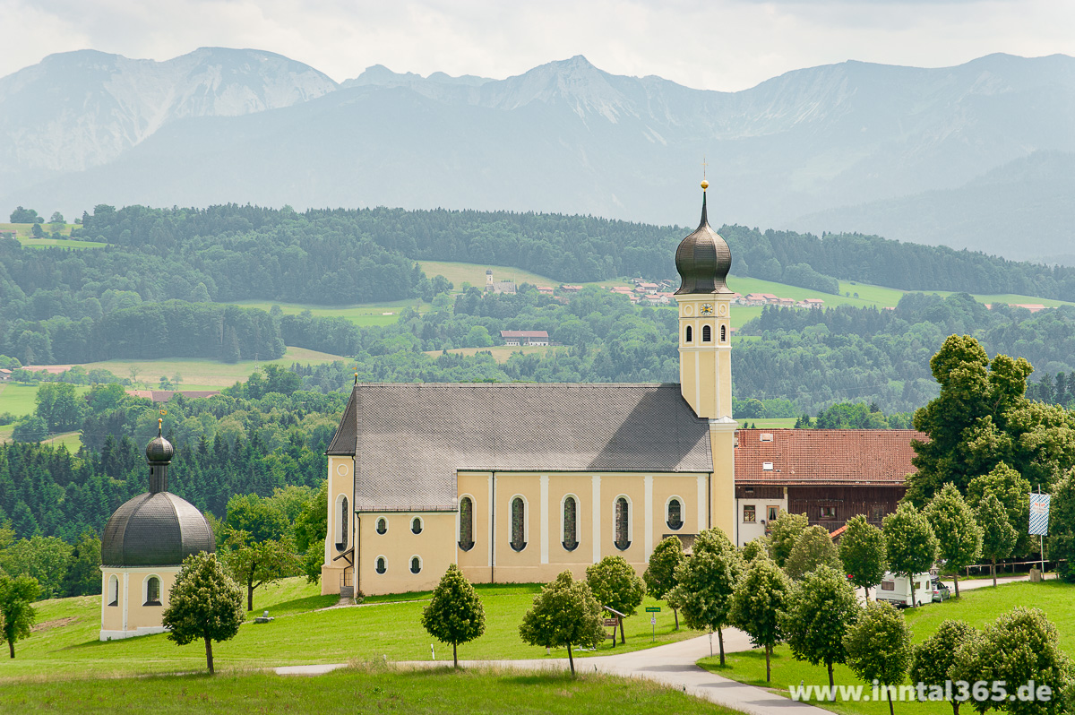 26.06.2015 - Wallfahrtskirche Wilparting
