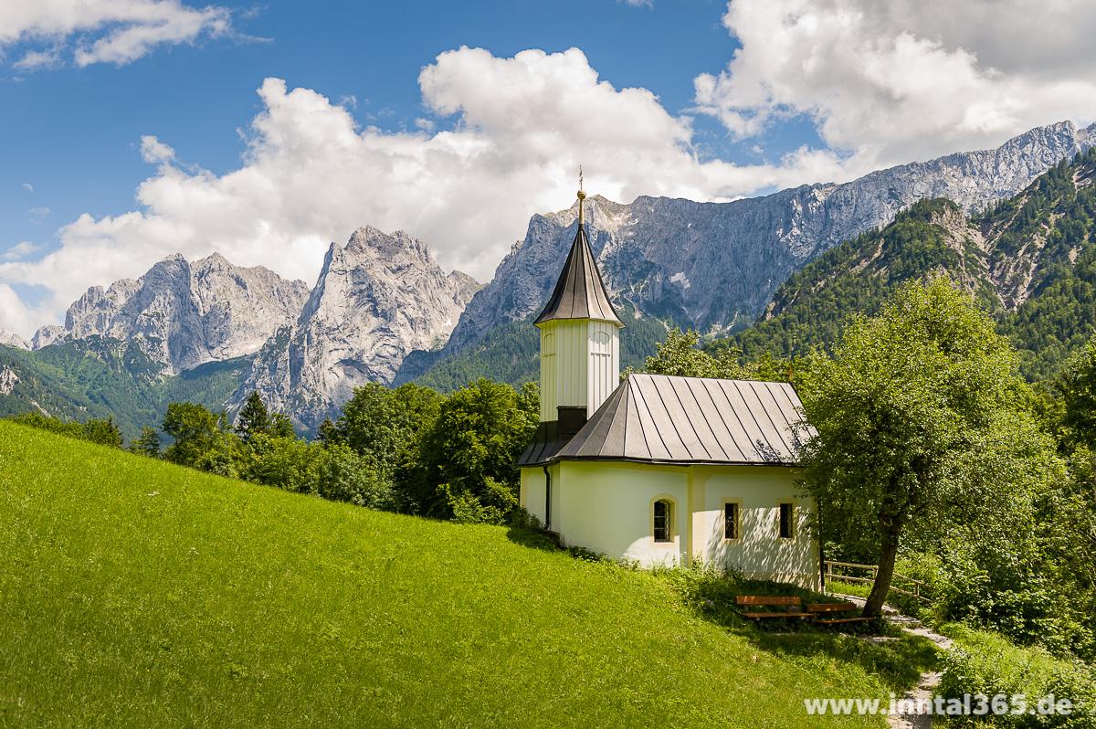 27.06.2015 - Antoniuskapelle im Kaisertal