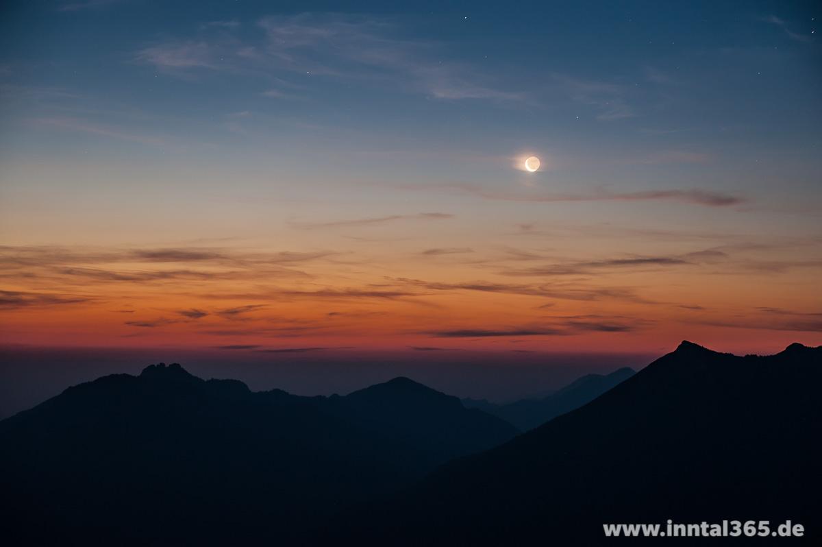 13.08.2015 - Mondaufgang