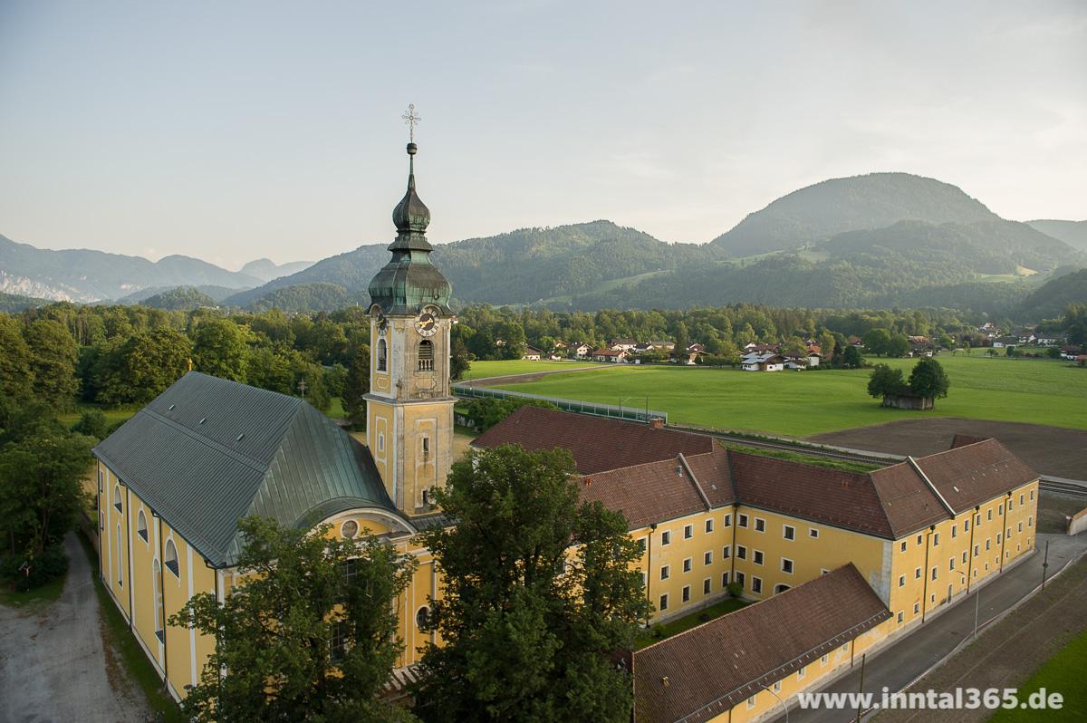 21.08.2015 - Kloster Reisach in Oberaudorf
