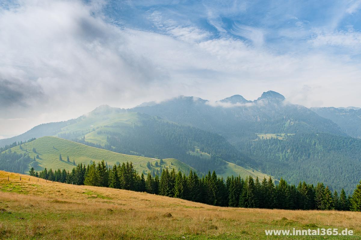30.08.2015 - Wendelstein und andere Mangfall-Gipfel