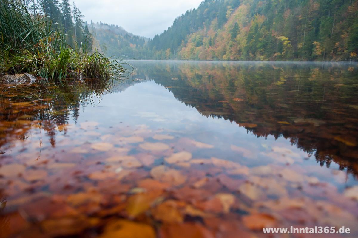 19.10.2015 - Der Längsee bei Kufstein