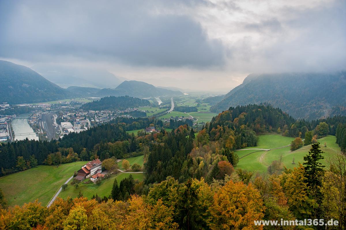 21.10.2015 - Inntal-Herbstwetter