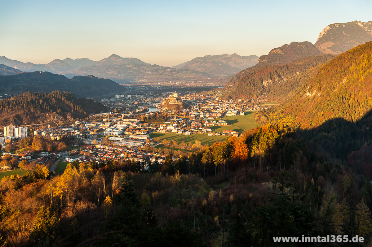 05.11.2015 - Kufstein und Umgebung vom Wöhrer Köpfl