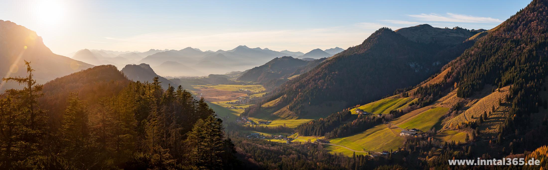 10.11.2015 - Panoramablick von der Harauer Spitze