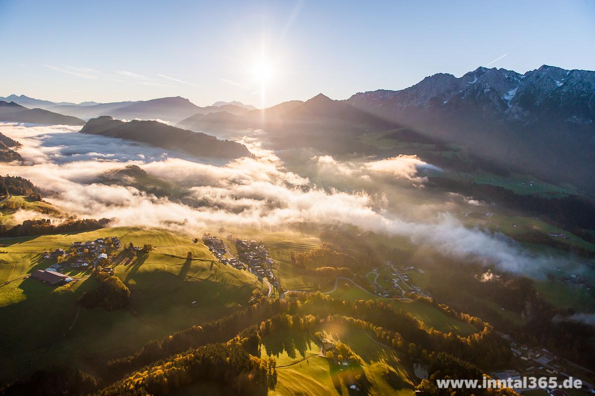 15.11.2015 - Guten Morgen am Zahmen Kaiser