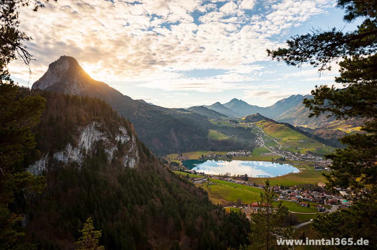 19.11.2015 - Thiersee mit Pendling