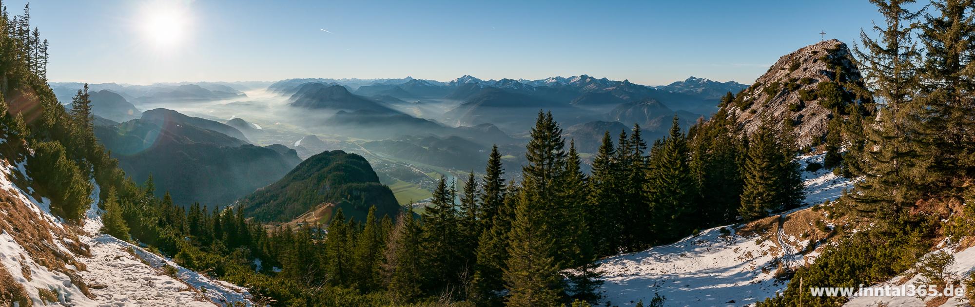 25.12.2015 - Unterwegs am Zahmen Kaiser - Höhe Naunspitze