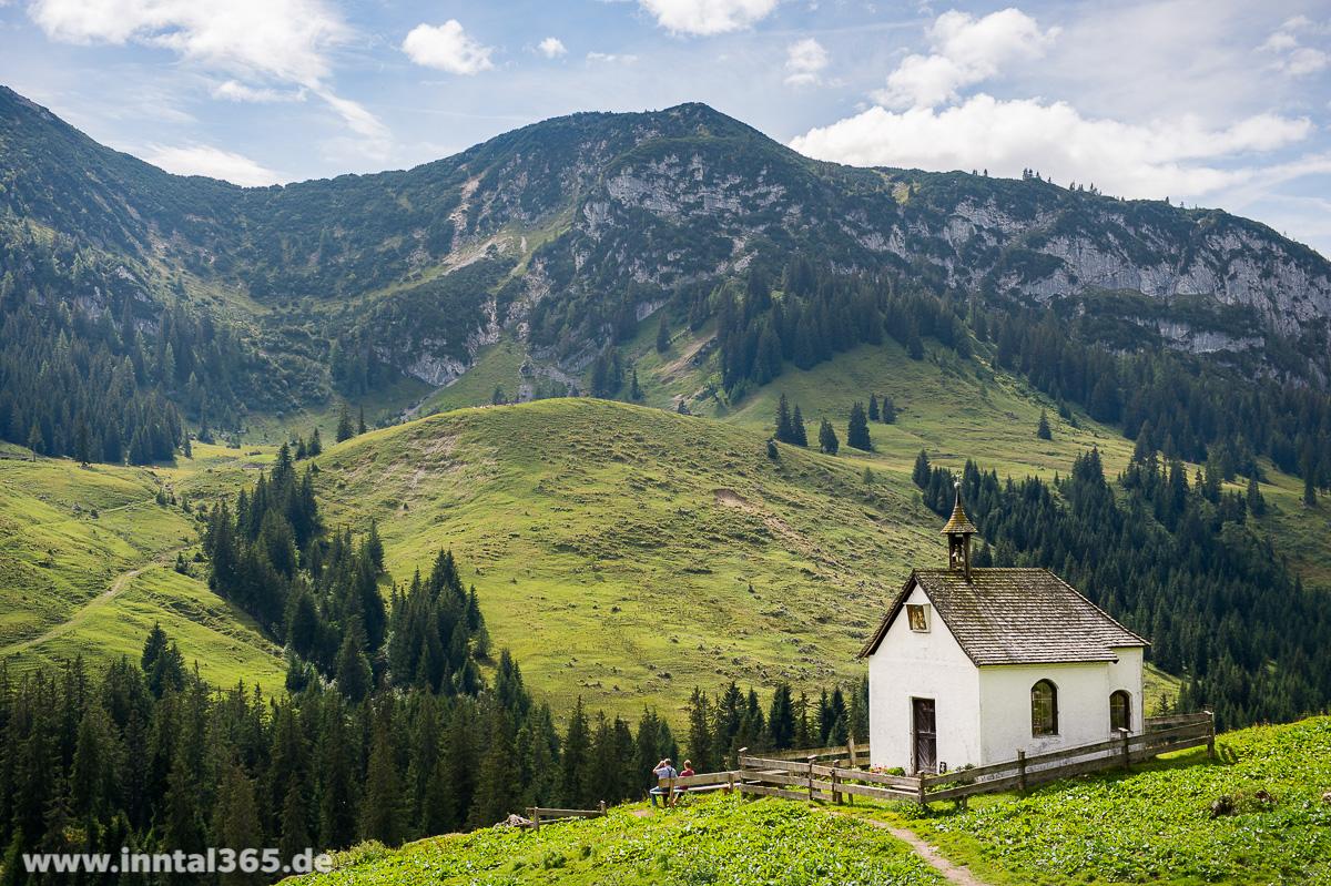 05.09.2016 - Kapelle oberhalb der Ackernalm